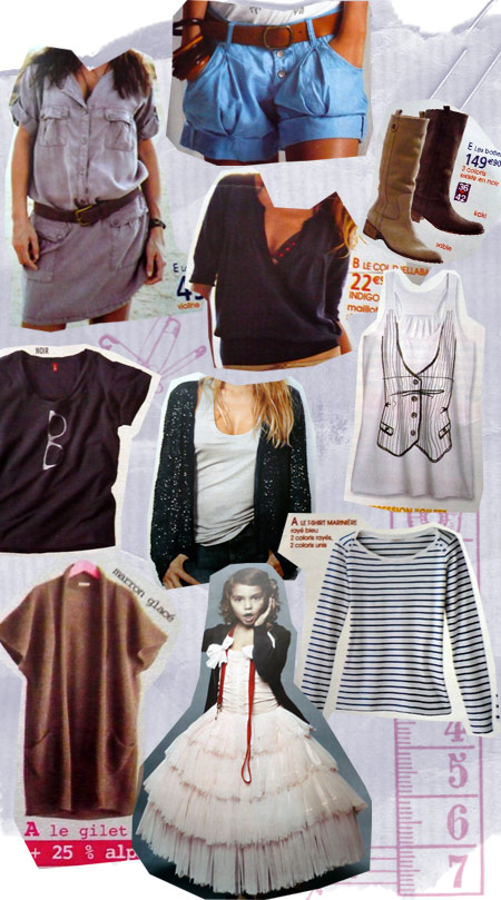 La redoute le catalogue printemps t trendy mood - La redoute nouveau catalogue ...