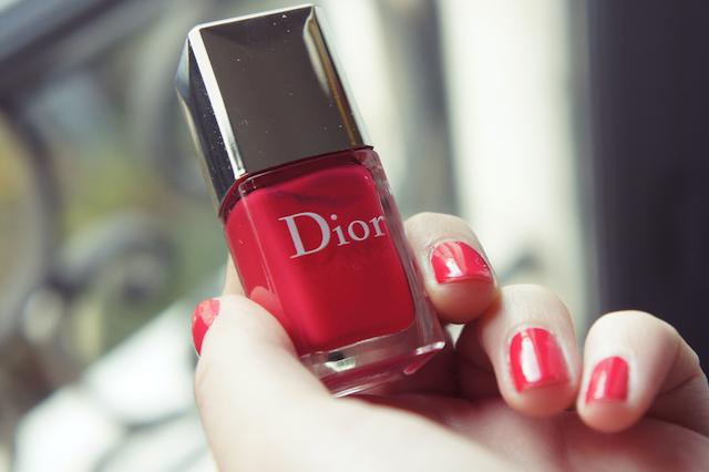 Dior addict une tr s belle collection de vernis pour l 39 t trendy mood - Couleur framboise ecrasee ...