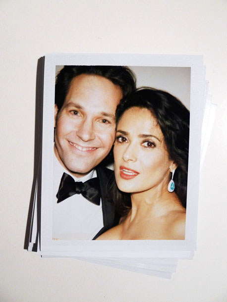 Paul Rudd and Salma Hayek