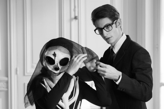 Pierre Niney en Yves Saint Laurent