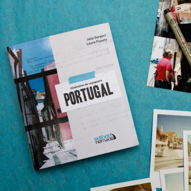 Fabuleux Le carnet de voyage au Portugal de Julie Sarperi - Trendy Mood UJ68