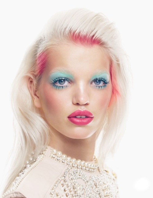 inspiration Make-up by Yadim