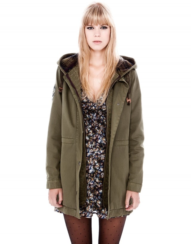 Pull and Bear Parka