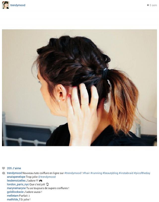 Instagram Coiffure