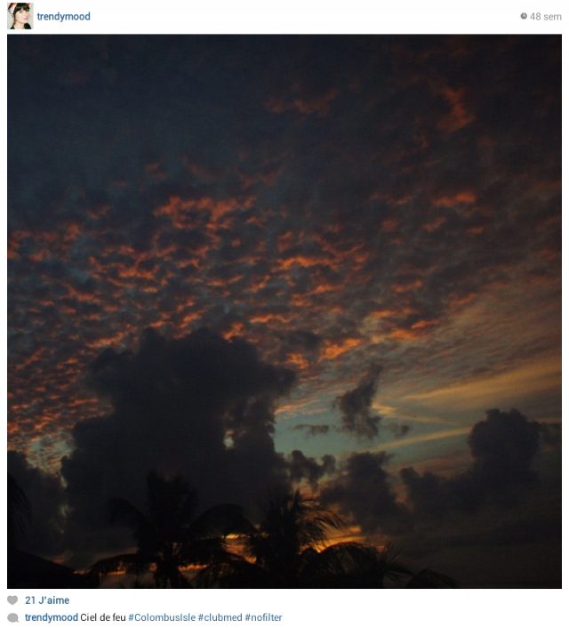 Instagram Colombus Isle