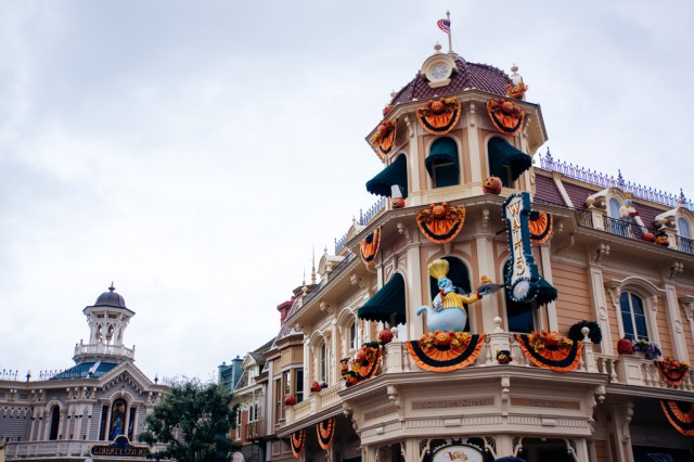 Disneyland Paris Halloween Mini Parade-2