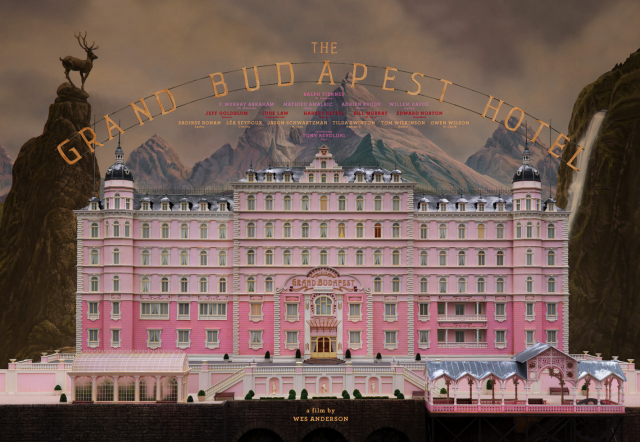 The Grand Budapest Hotel   A Film by Wes Anderson   Coming 2014