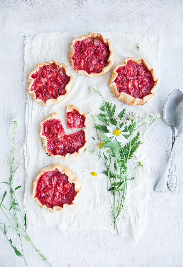 Tartes aux fraises - Call me cupcake