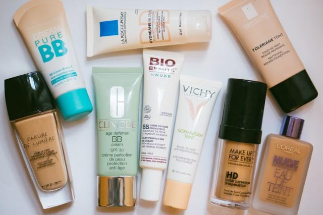 meilleur fond de teint acné