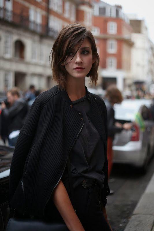 coupe de cheveux - carré