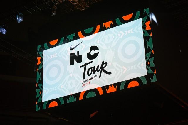 NTC Tour Stockholm
