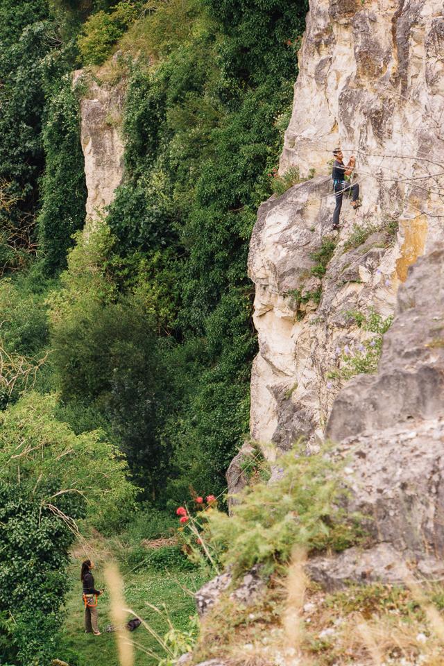 Escalade en Charente - Chateauneuf-5