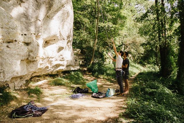 Escalade en Charente - Puymoyen-3