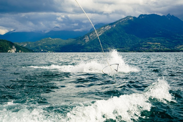 Lac d'Annecy - Wake Board
