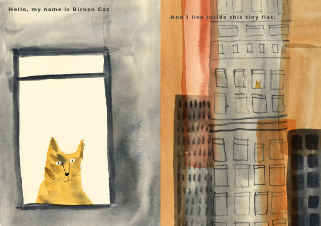 Faye Moorhouse - Child Book