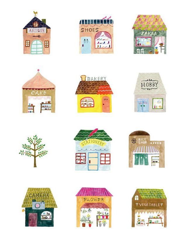 Une Semaine Sur Pinterest 15 Illustrations Trendy Mood