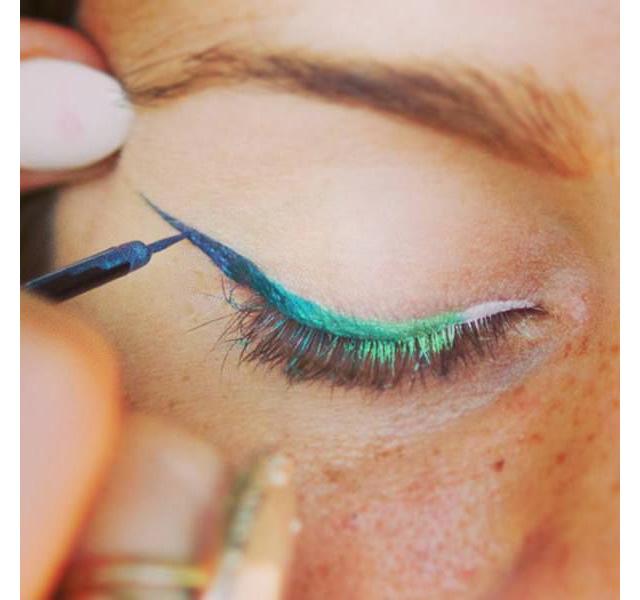 Eyeliner multicolor