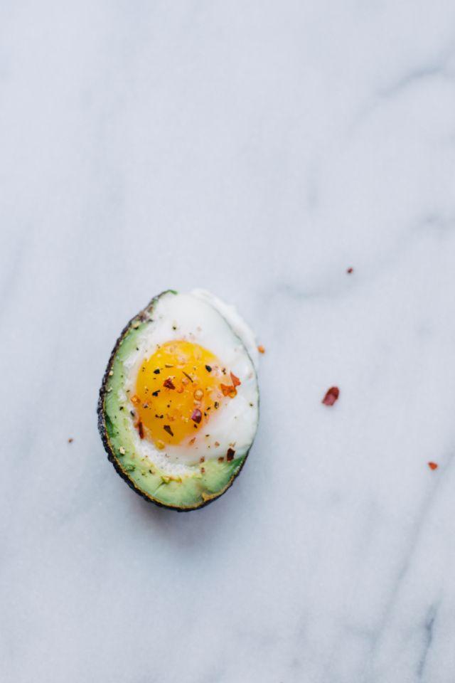 Pin Avocado And Egg