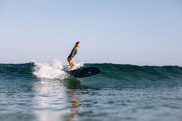 Pin Justine Mauvin Surf