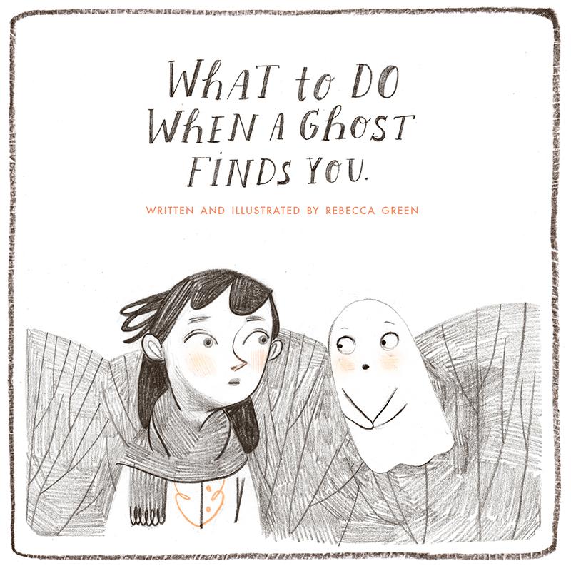 Rebecca Green - Ghost 1