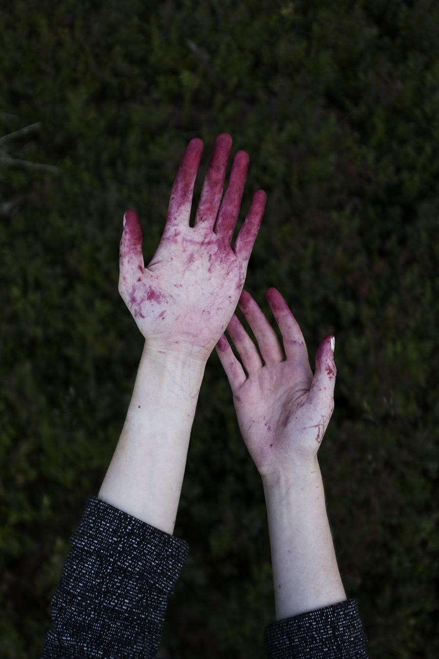 Hands Annette Pehrsson