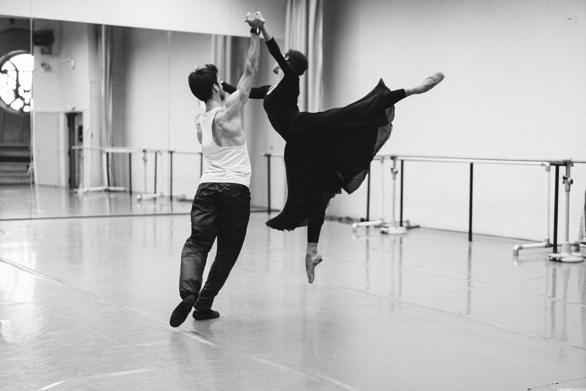 Photographie A7II - Danseurs Opéra de Paris