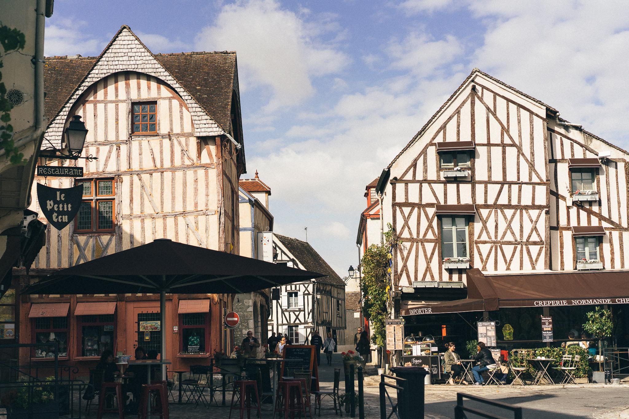 Restaurants Ville Haute Provins