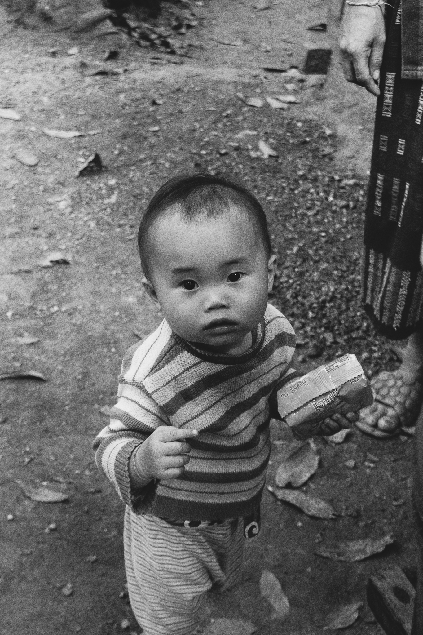 Laos - Bébé