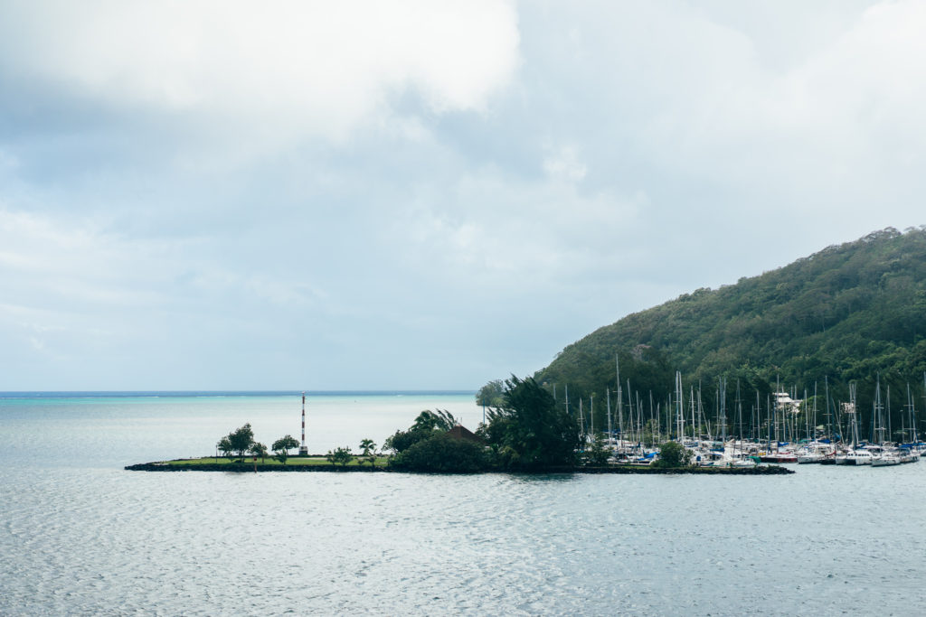 Voyage à Tahiti - Moorea