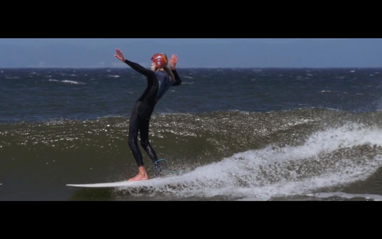 Bruce Gold Surfeur Hippie
