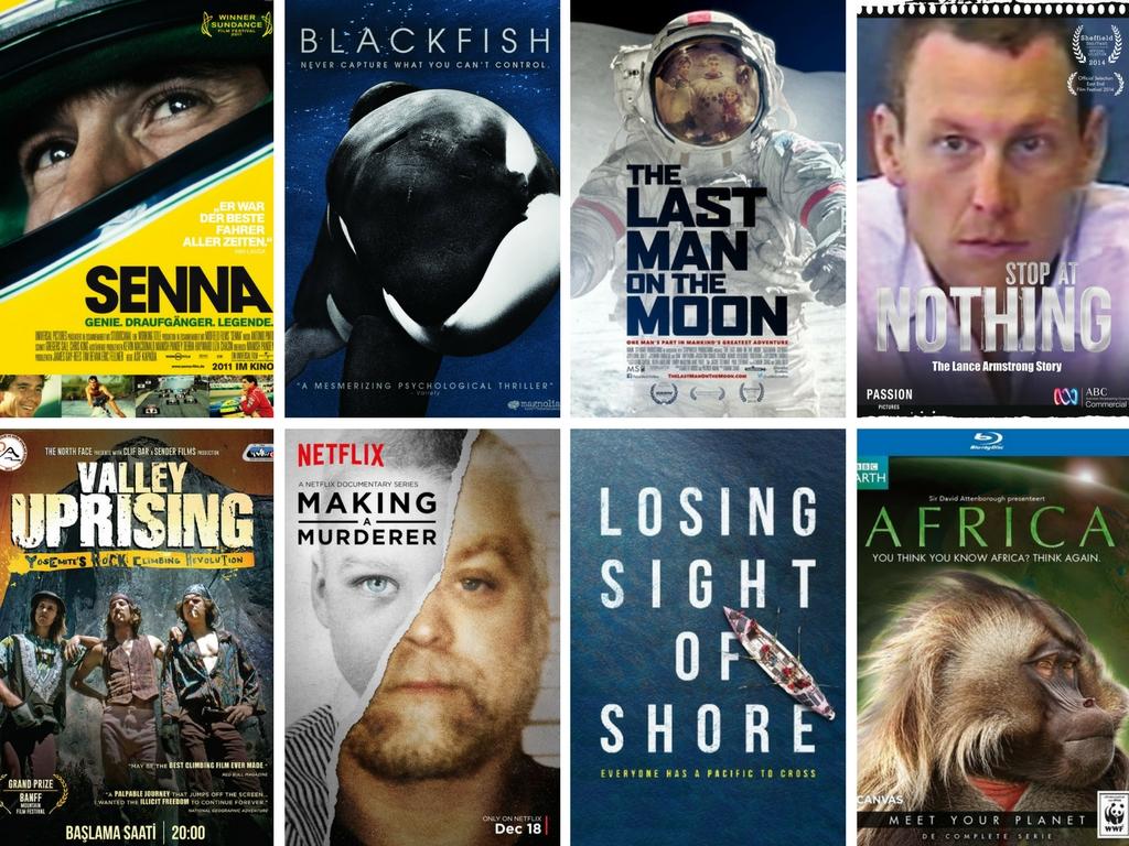 Les documentaires à voir sur Netflix