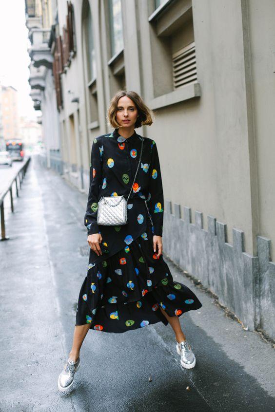 Inspiration robe fleurie - Iciar J Carrasco