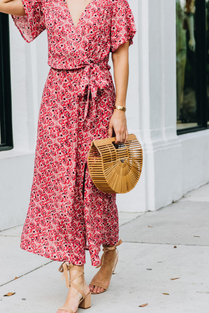 Inspiration robe fleurie - The Girl From Panama