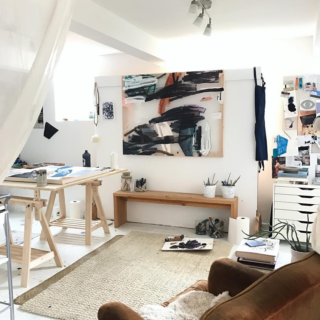 atelier d 39 artiste trendy mood. Black Bedroom Furniture Sets. Home Design Ideas
