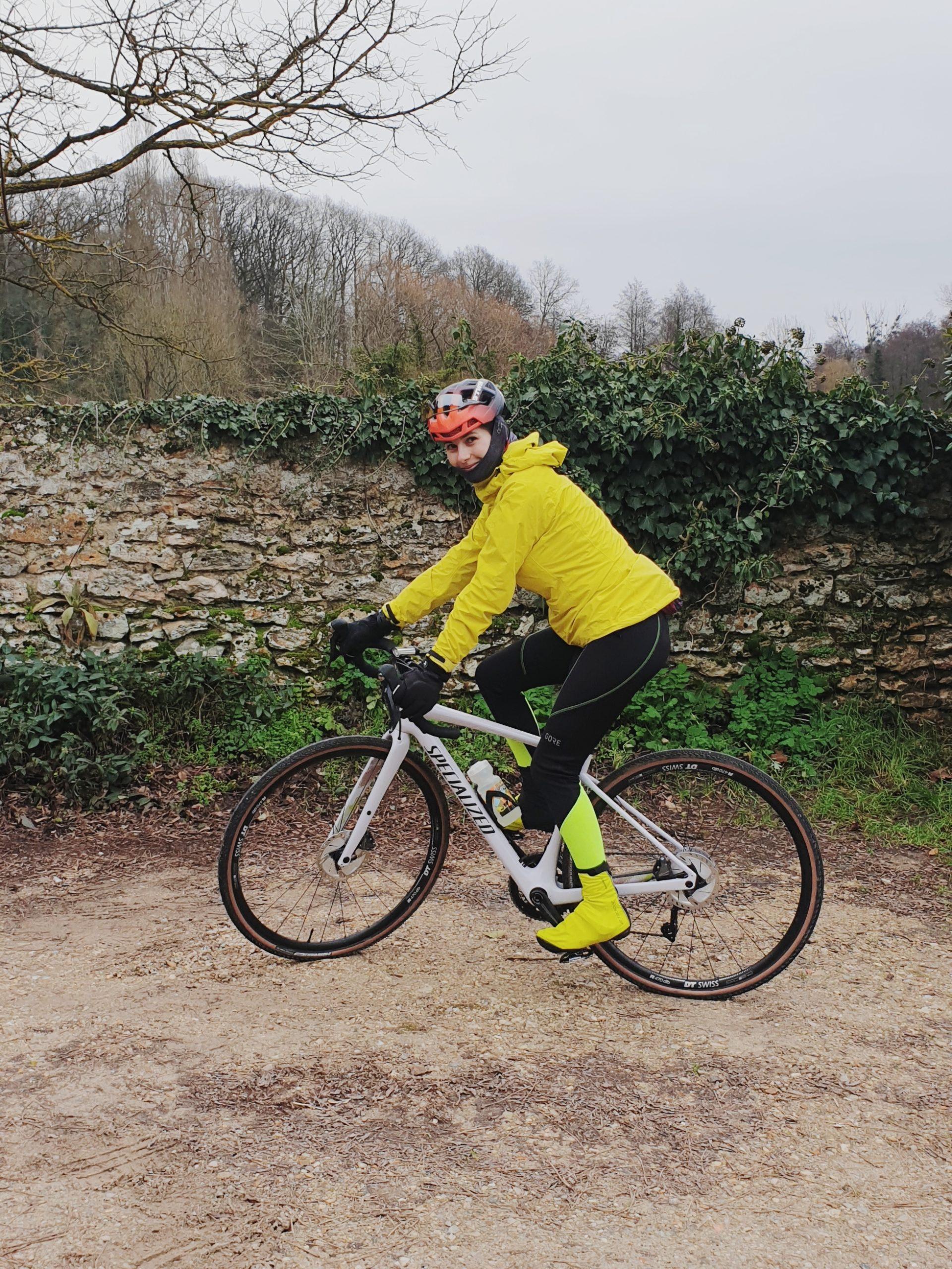 Vélo gravel Specialized Diverge - Reprendre le cyclisme après une grossesse