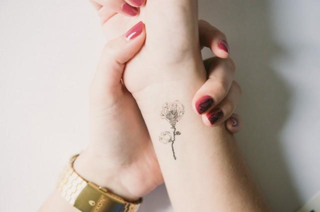 délits nail : les jolis tatouages d'ongles - trendy mood