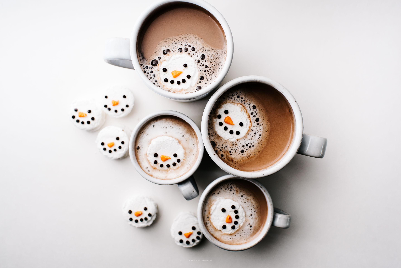 Mint Snowman Marshmallow Recipe