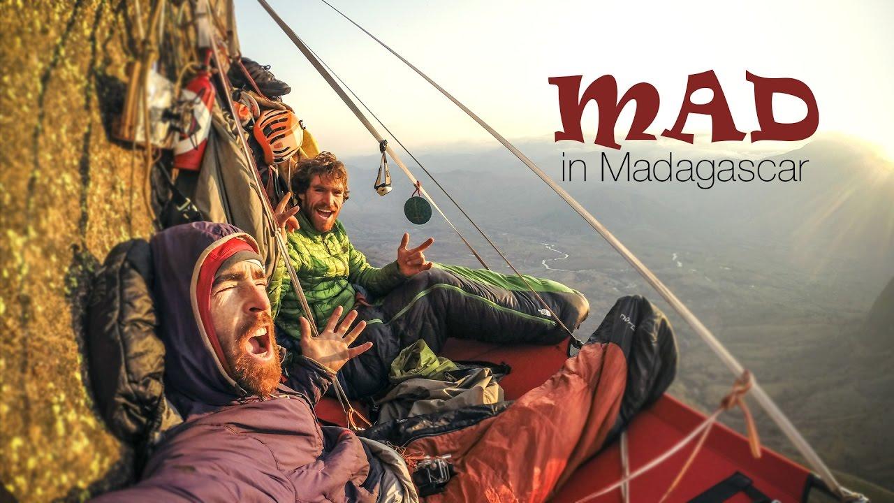 Mad in Madagascar - Sean Villanueva