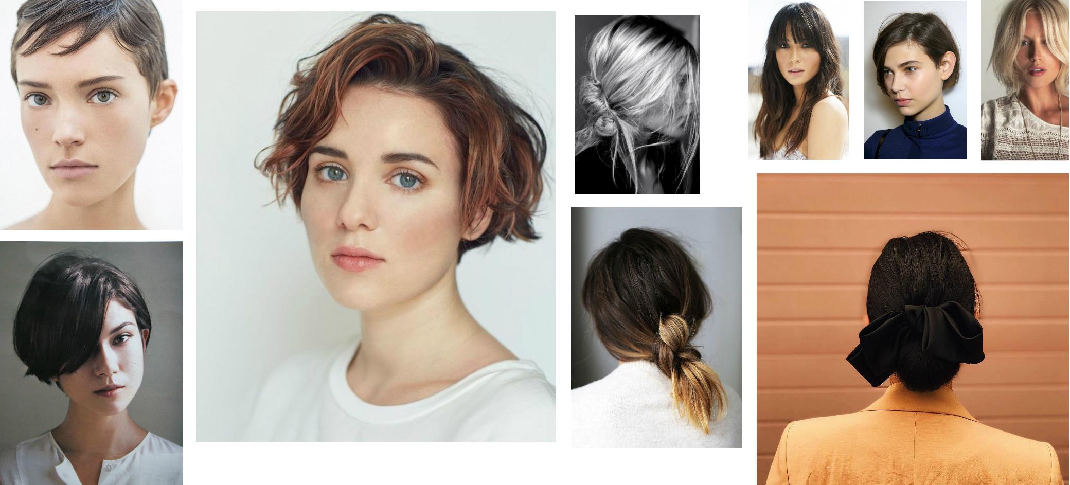 Coupe de cheveux courte pour femme mature